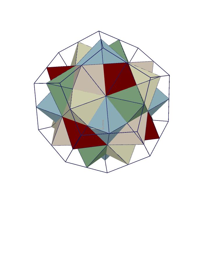 потом картинки октаэдр мироздания стал